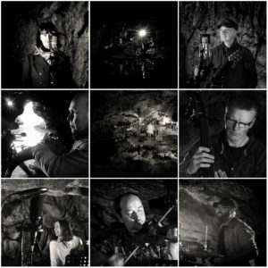 The Cave Sessions Collage 9pics